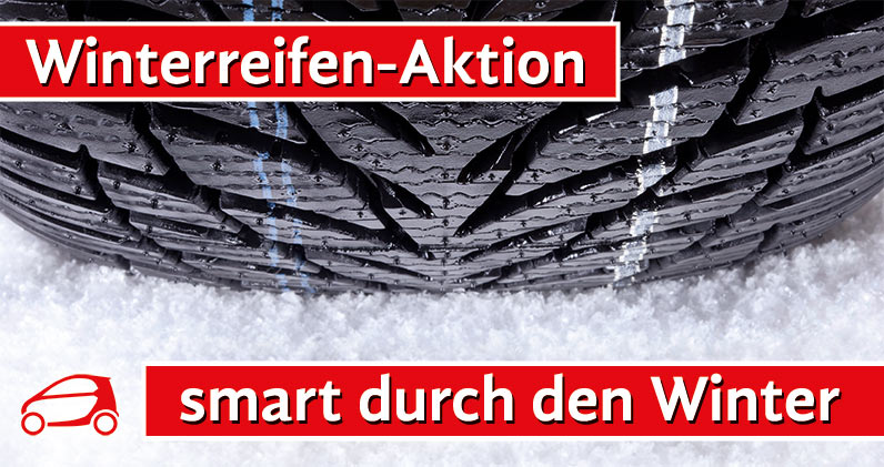 Winterreifen-Aktion